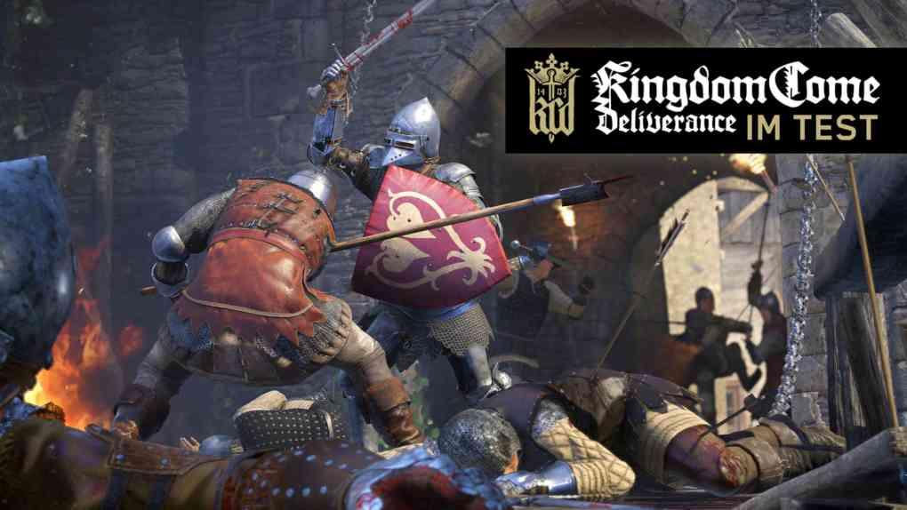kingdom come deliverance test