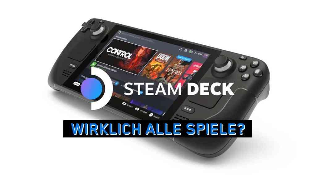 steam deck spiele