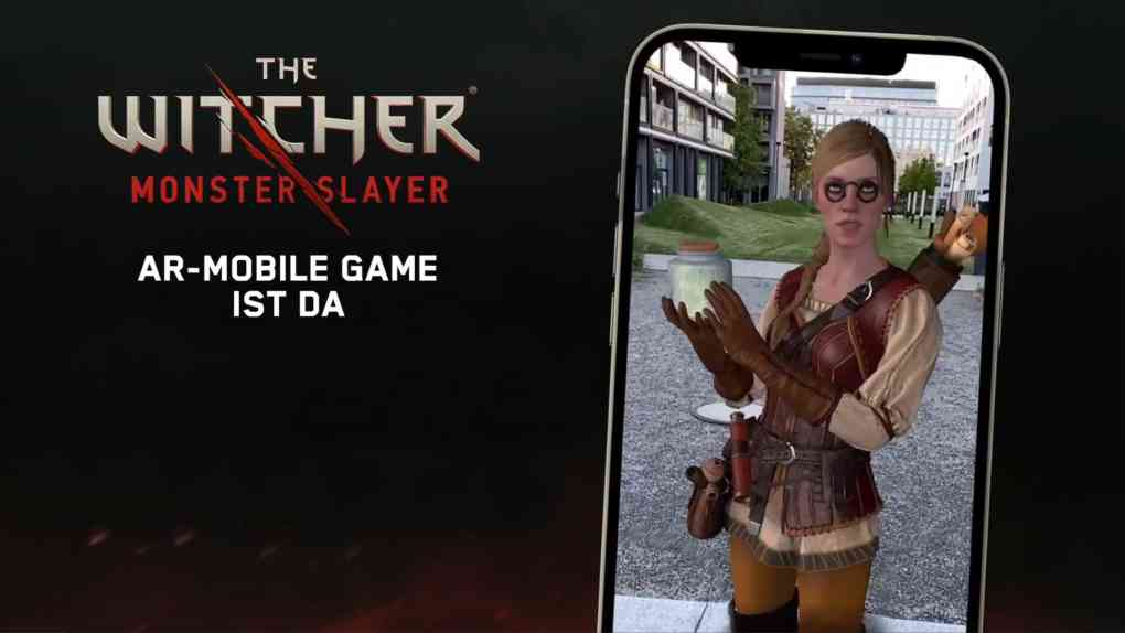 the witcher monster slayer mobile game