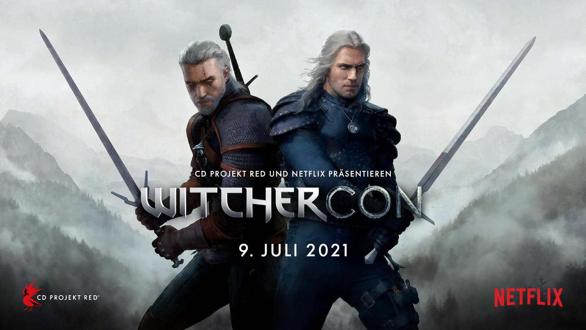 witchercon juli 2021