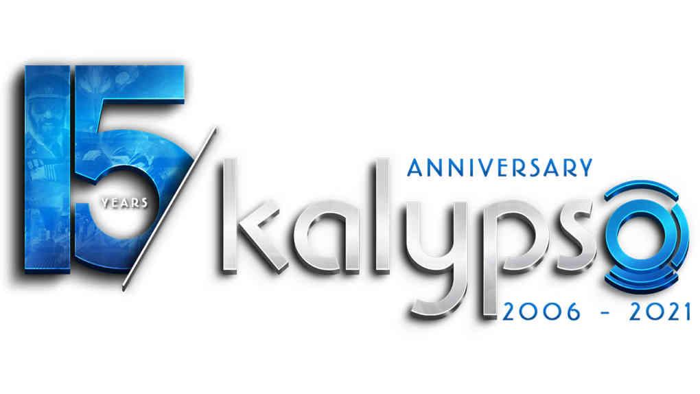 15 jahre kalypso logo