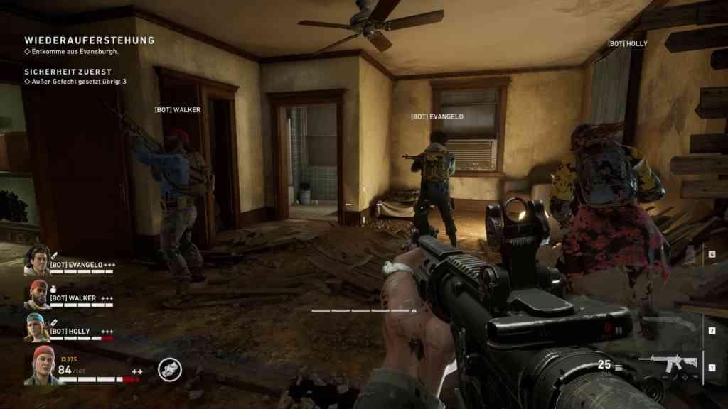 Back 4 Blood Gameplay Impressionen