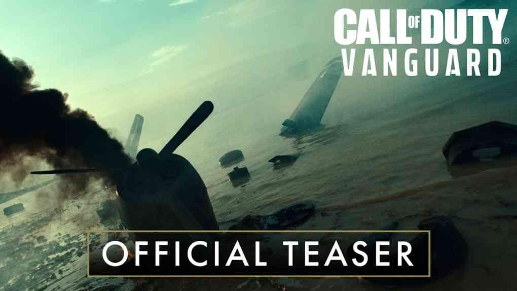 Call of Duty® Vanguard Official Teaser