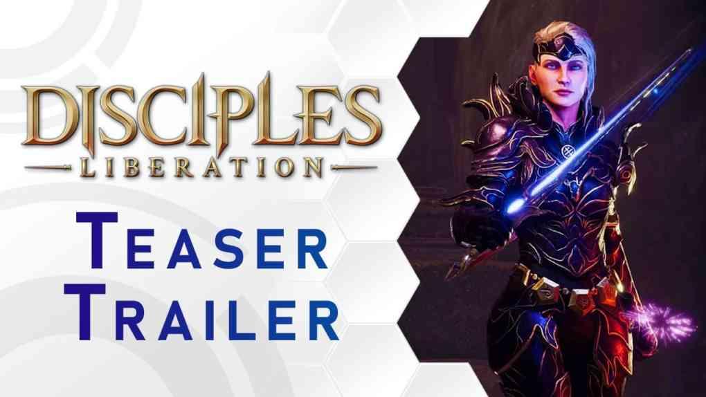 Disciples Liberation Teaser Trailer DE 1