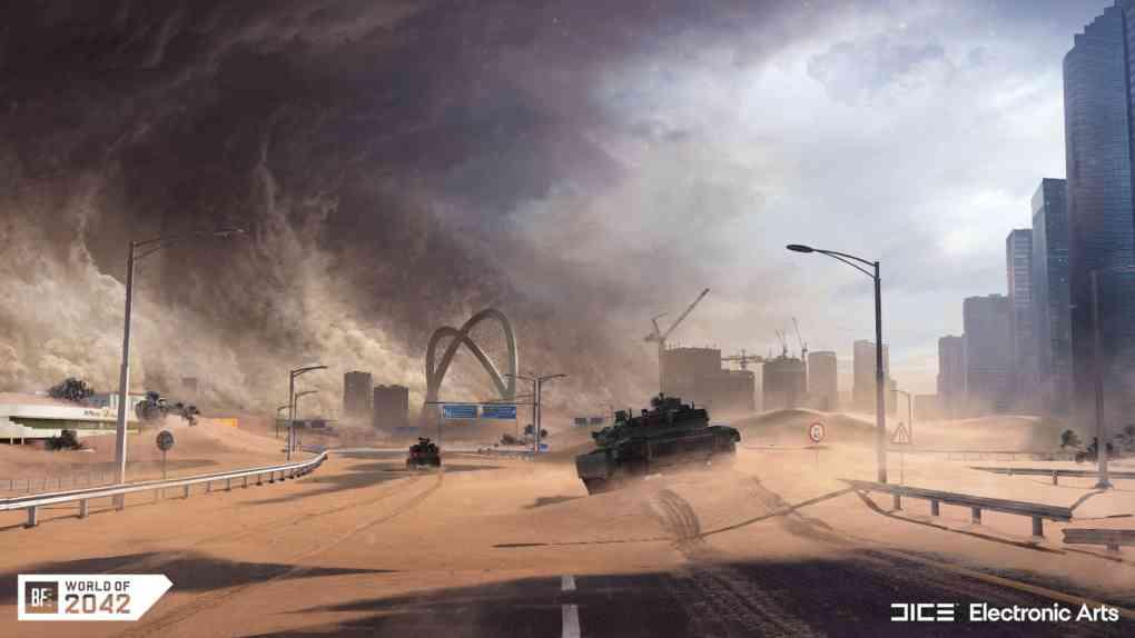 Battlefield 2042 Exodus Kurzfilm NoPats Spielwelt