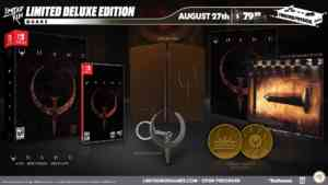 Limited Run Quake Deluxe Physica