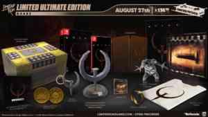 Limited Run Quake Ultimate Switch