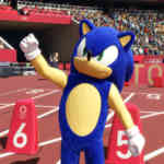 Olympische Spiele Tokyo 2020 The Official Video Game sonic