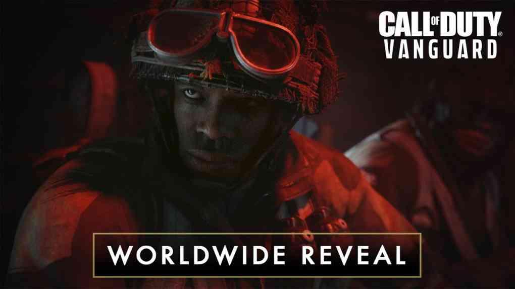 Reveal Trailer Call of Duty® Vanguard 1