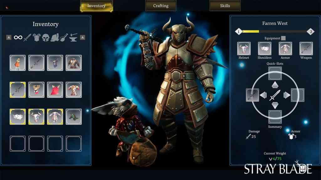 StrayBlade gamescom Inline1
