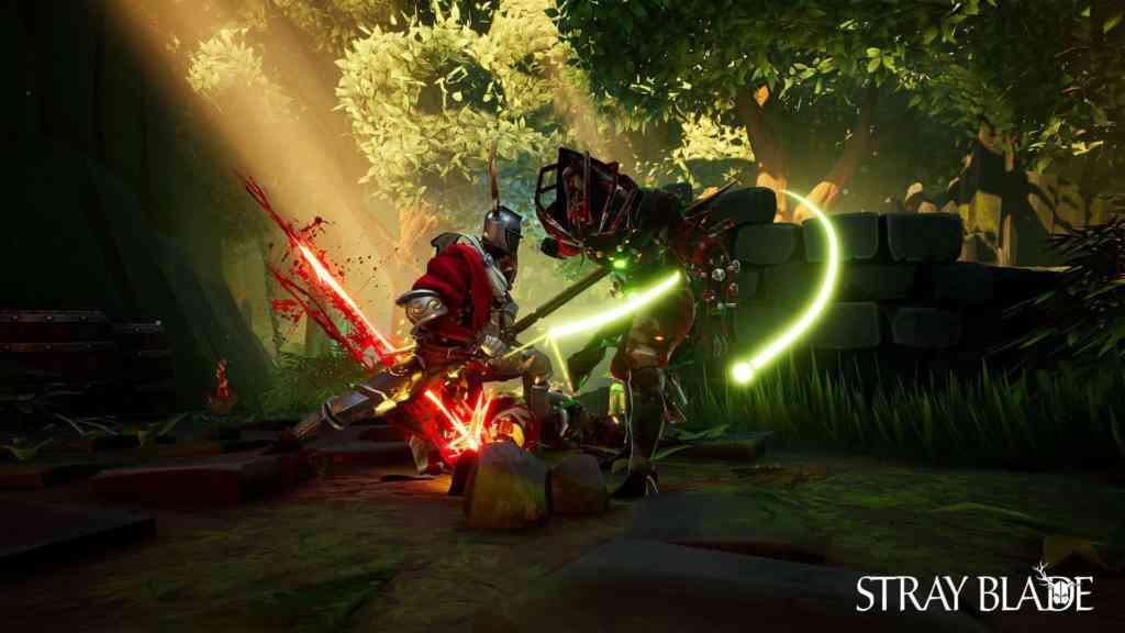 StrayBlade gamescom Inline2