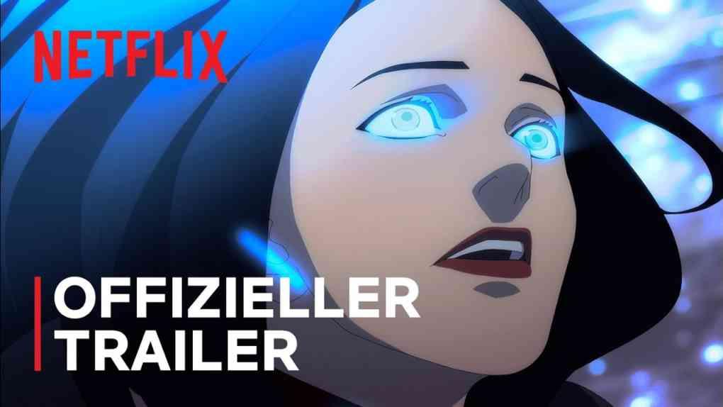 The Witcher Nightmare of the Wolf Offizieller Trailer Netflix 1