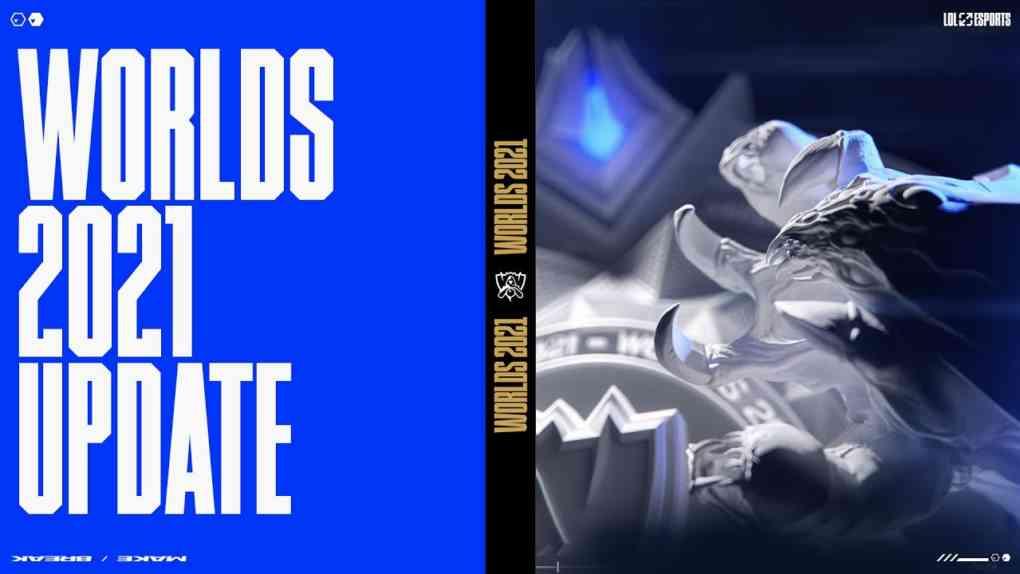 Worlds 2021 Update from John Needham