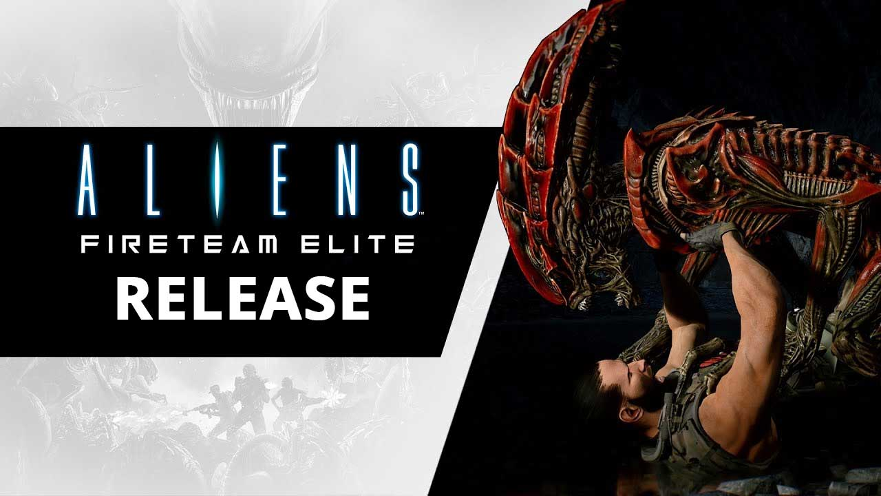 aliens fireteam elite release 1