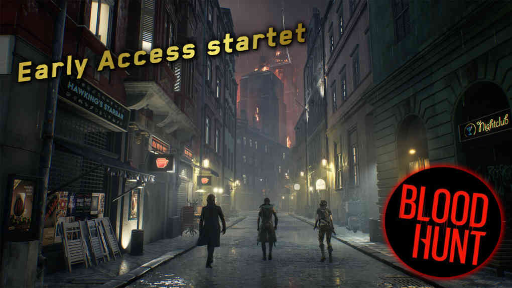 bloodhunt early access