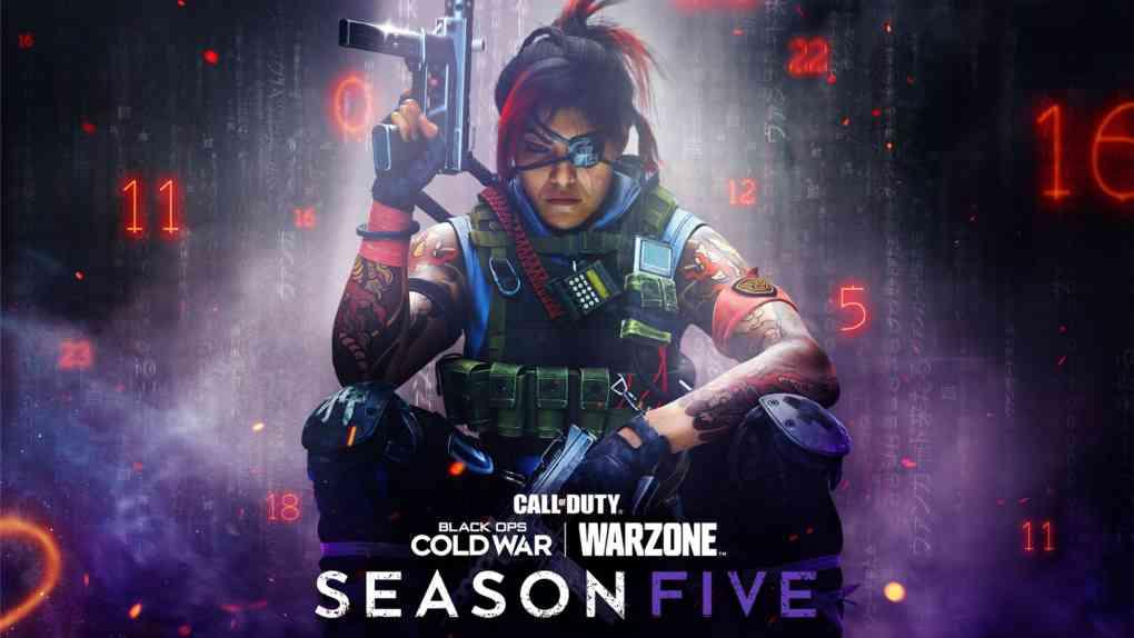 cod season 5