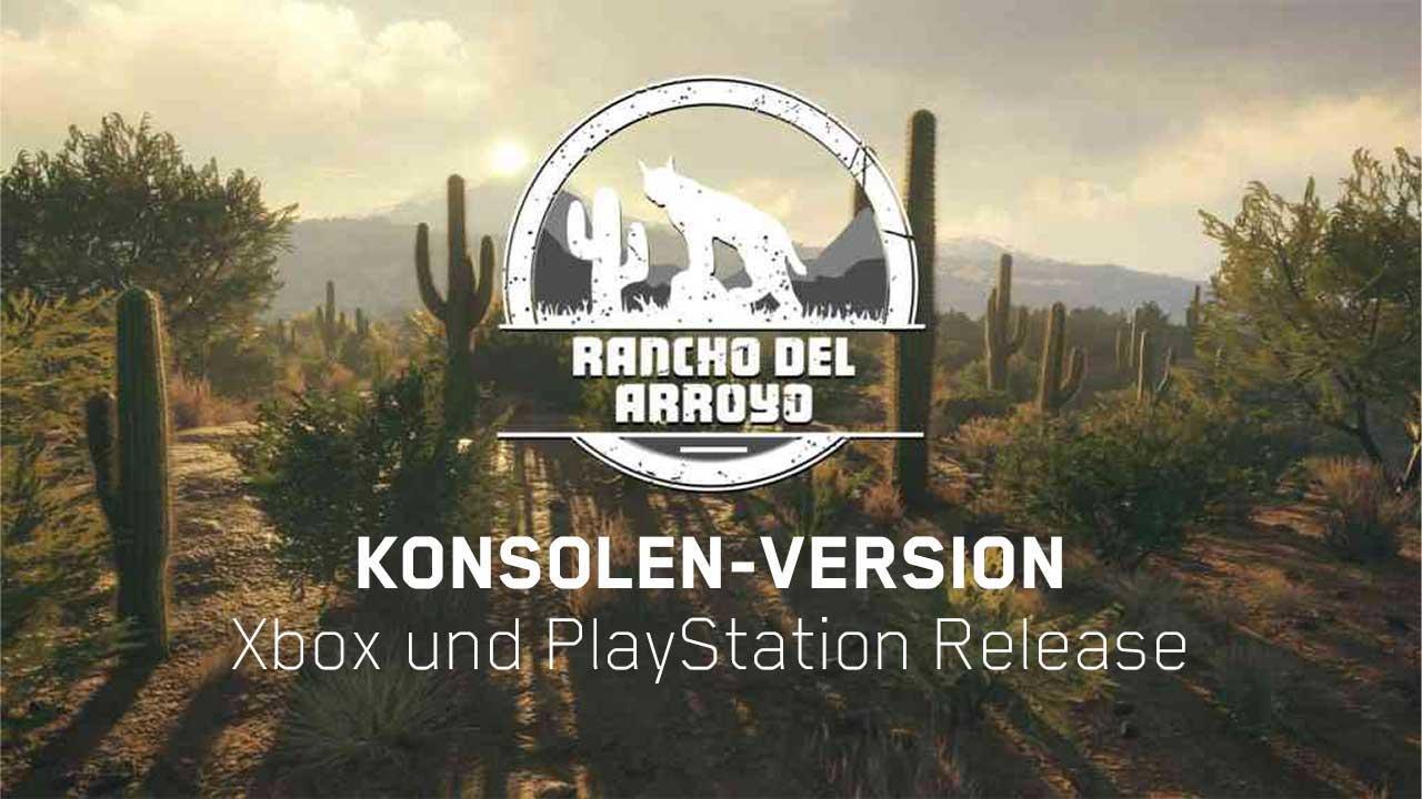 cotw rancho del arroyo konsolen release ist da