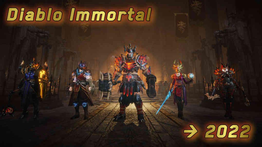 diablo immortal 2022 delay