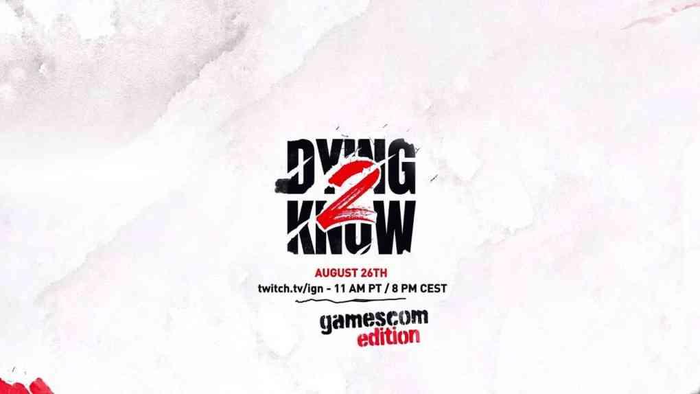 dying light 2 gamescom