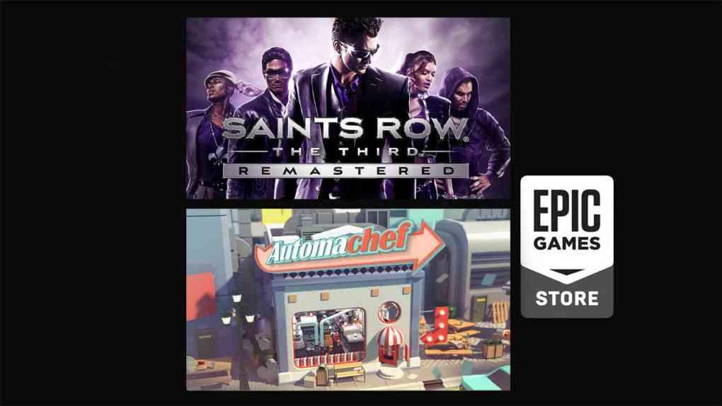 epic games free game saints row automachef