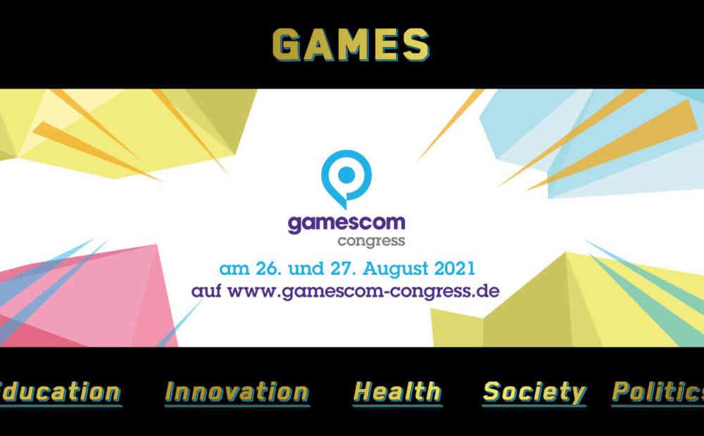 gamescom congress 2021