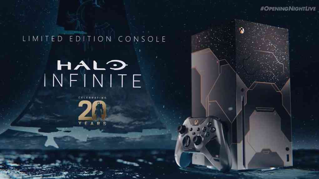 halo infinite konsole