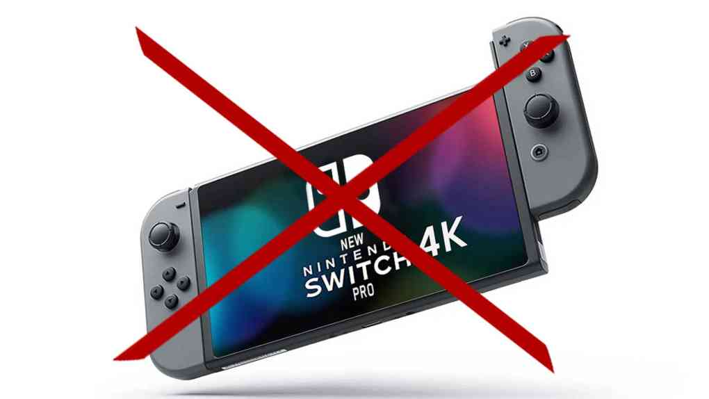 keine nintendo switch pro