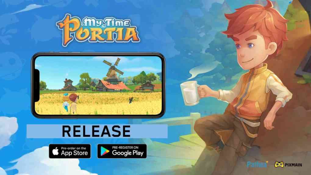 my time at portia mobile release