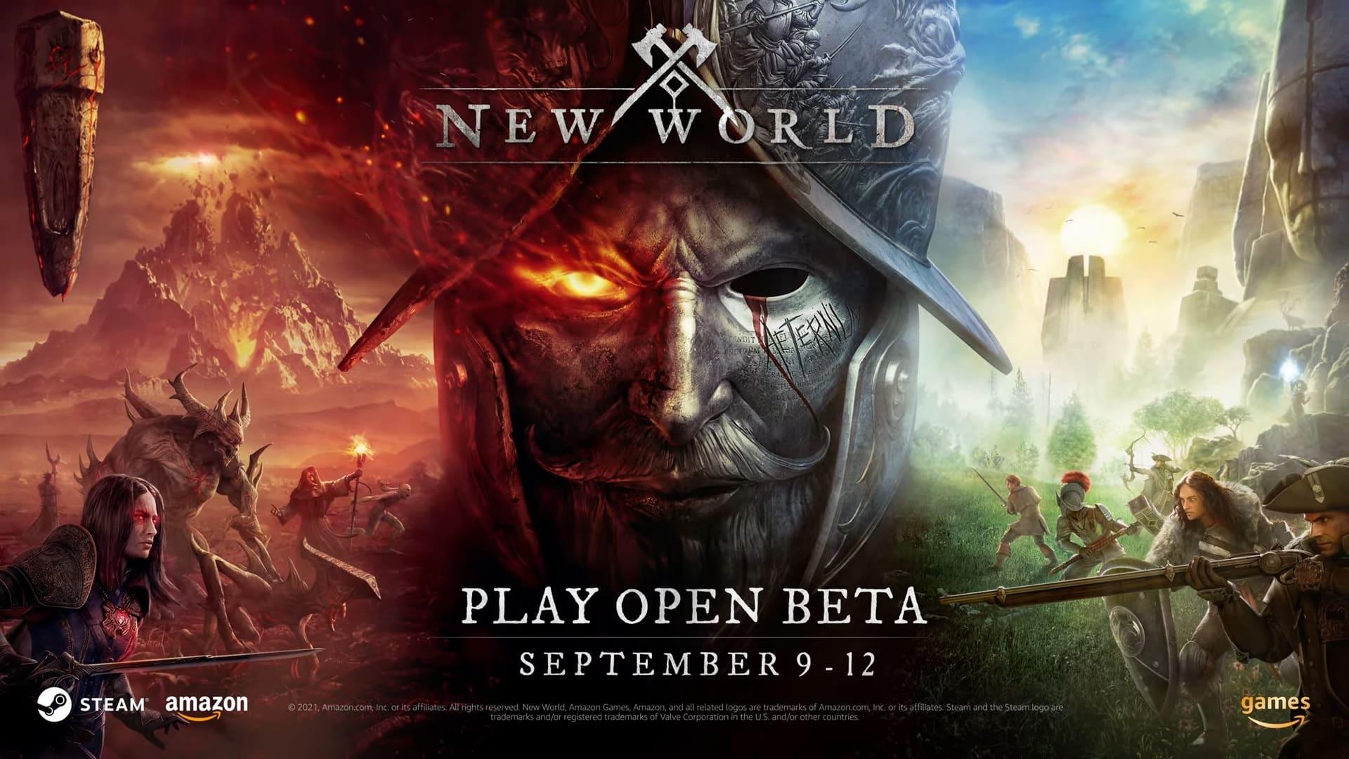 new world open beta september