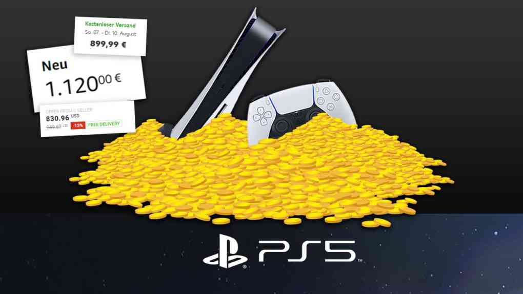 playstation 5 wucher