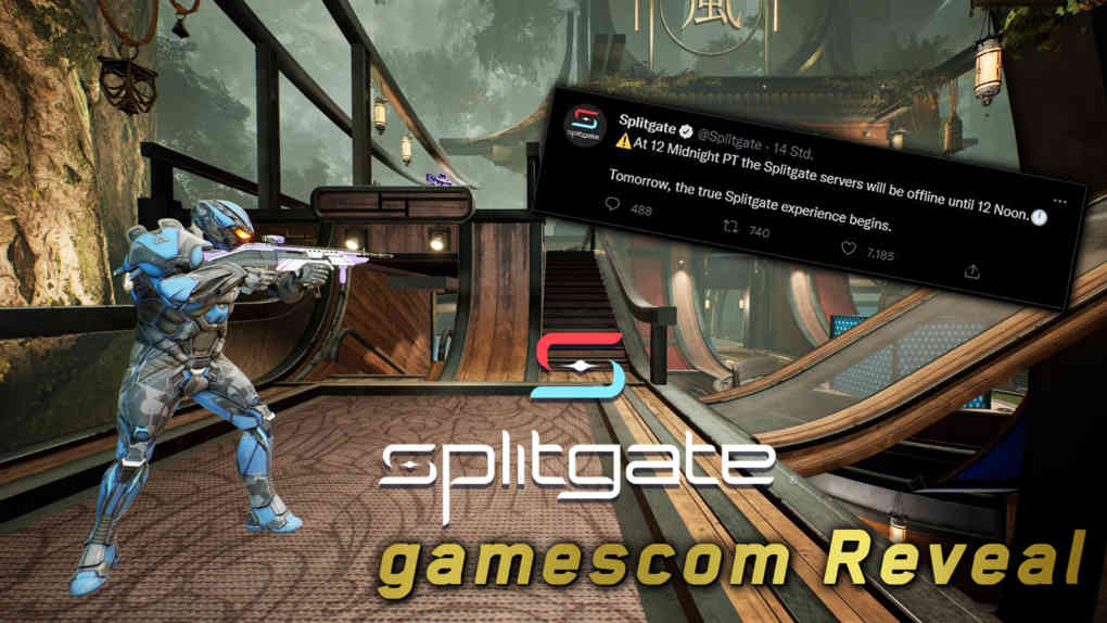 splitgate gamescom reveal