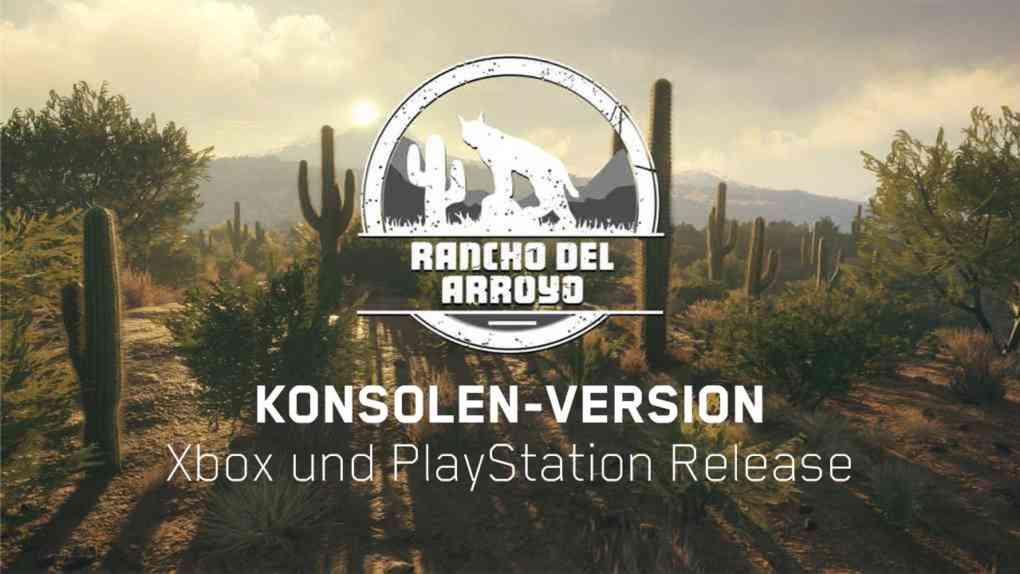 thehunter cotw randcho del arroyo console release