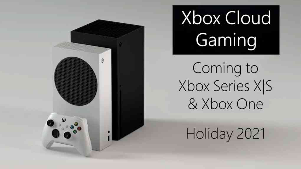 xbox cloud gaming console