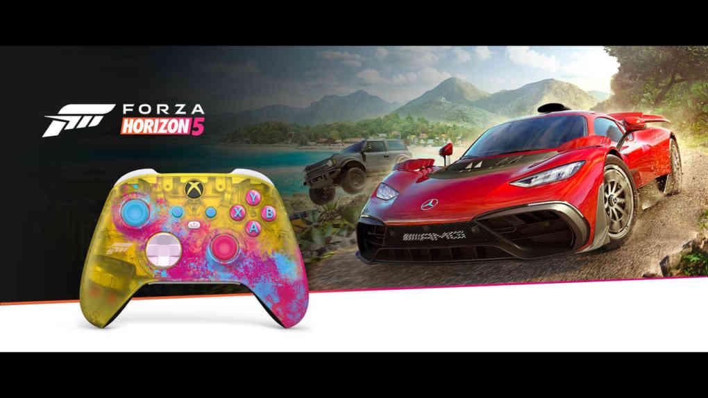 Xbox Forza Horizon 5 speciale controller