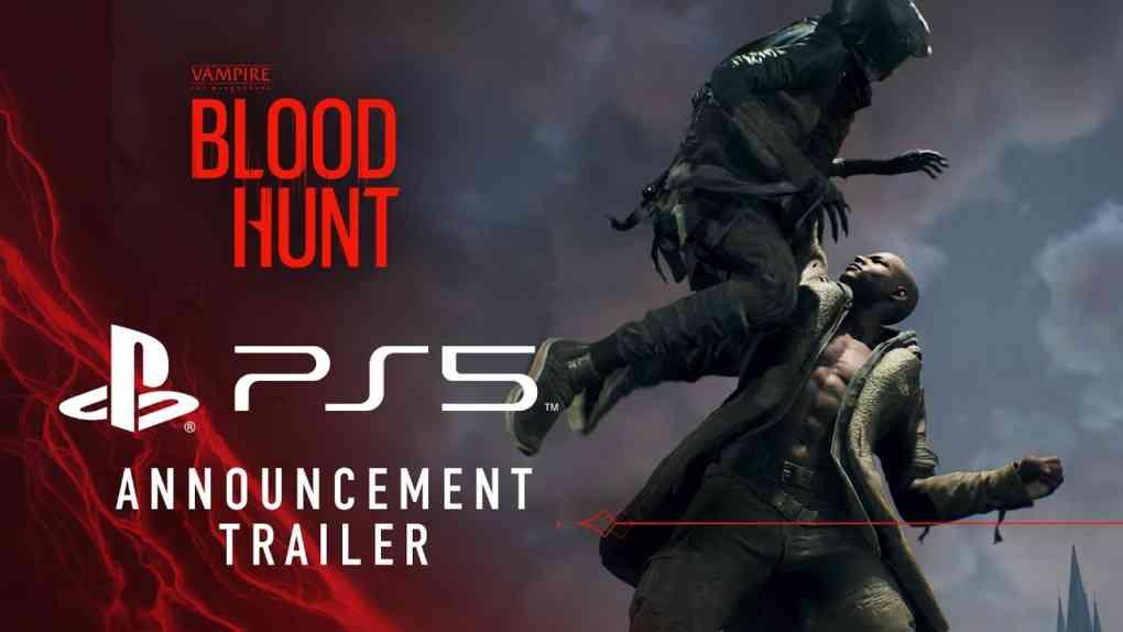 Bloodhunt PS5 World Premiere Trailer PlayStation Showcase 2021 1