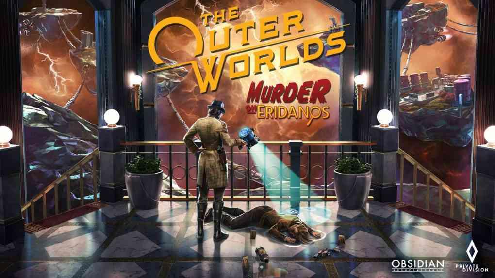 The Outer World Murder on Eridanos