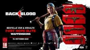 back4blood fort hope elite skins
