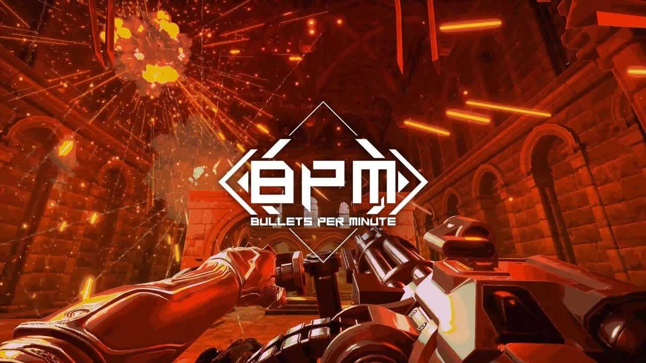 bpm bullets per minute konsole