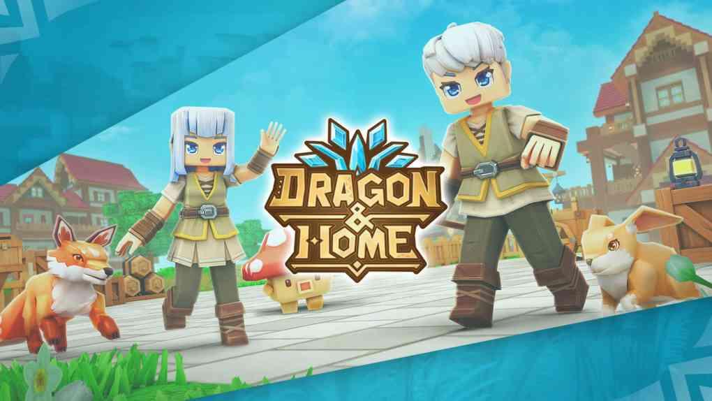 dragon and home