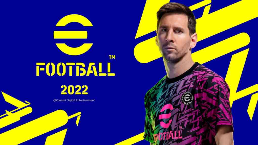 efootball 22 releaes
