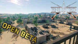enlisted tunisia open beta