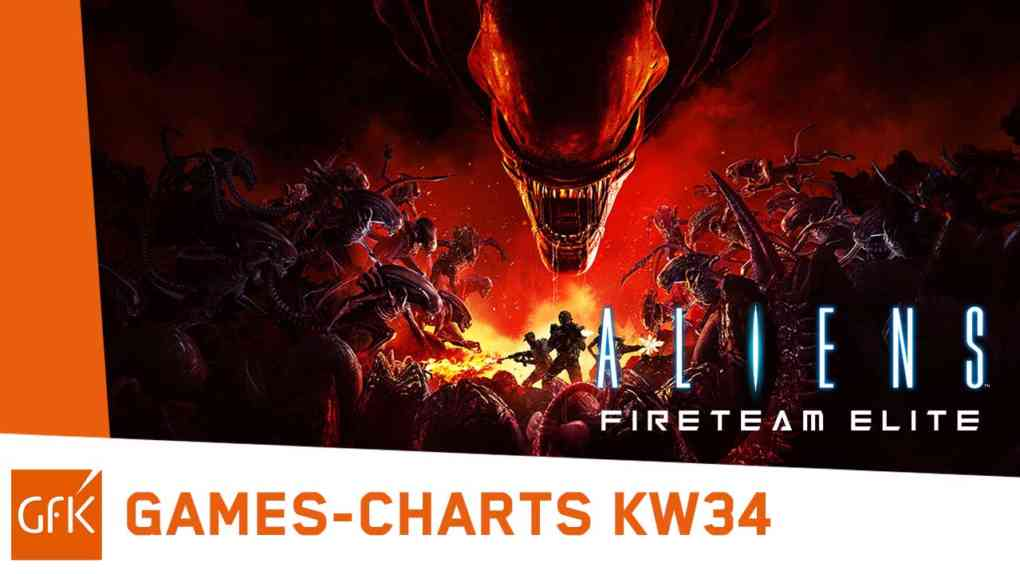 games charts kw34