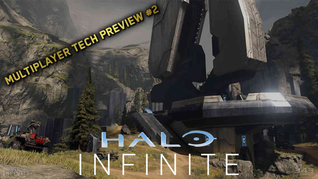 halo infinite multiplayer tech preview 2