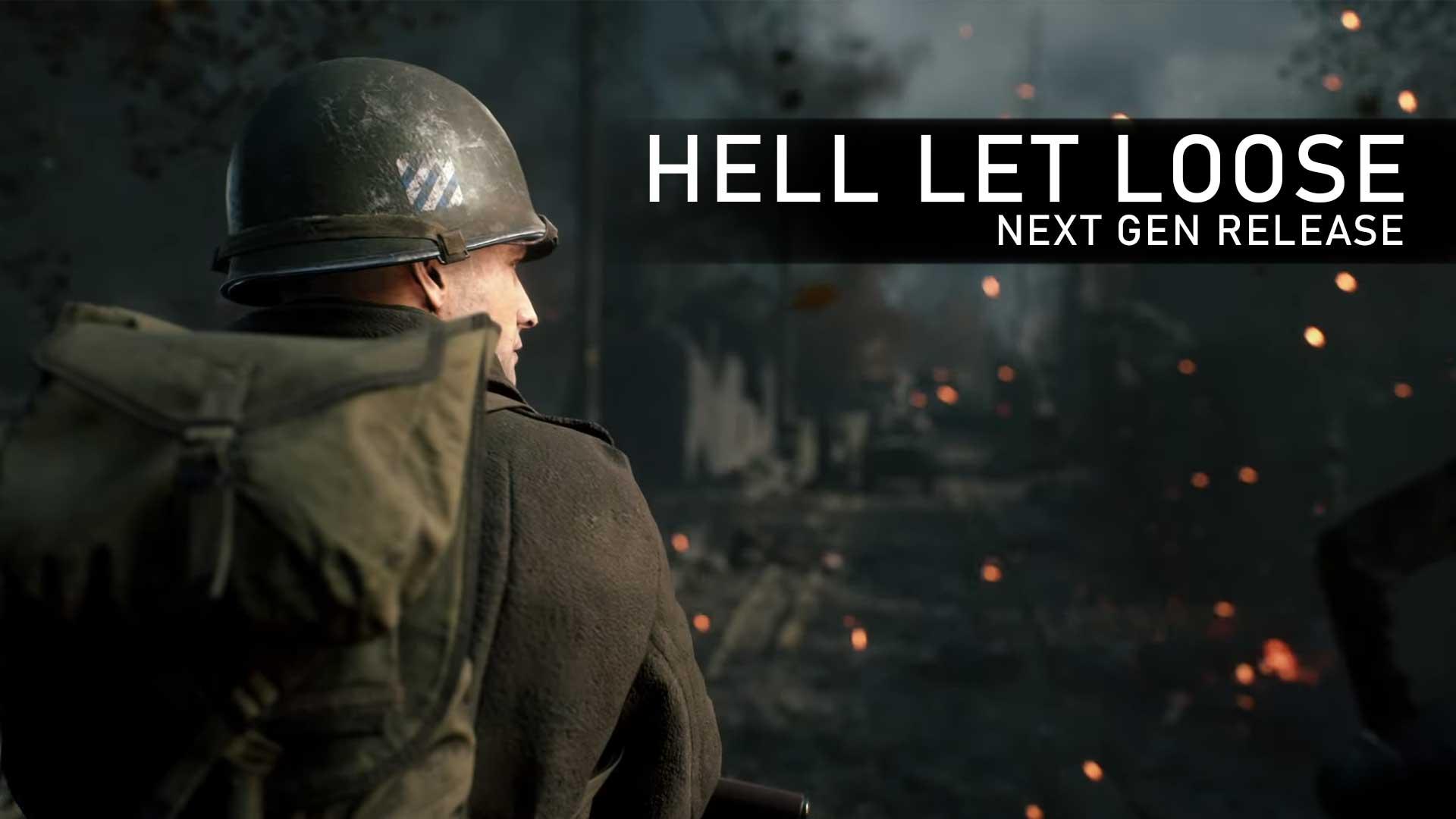 hell let loose next gen release