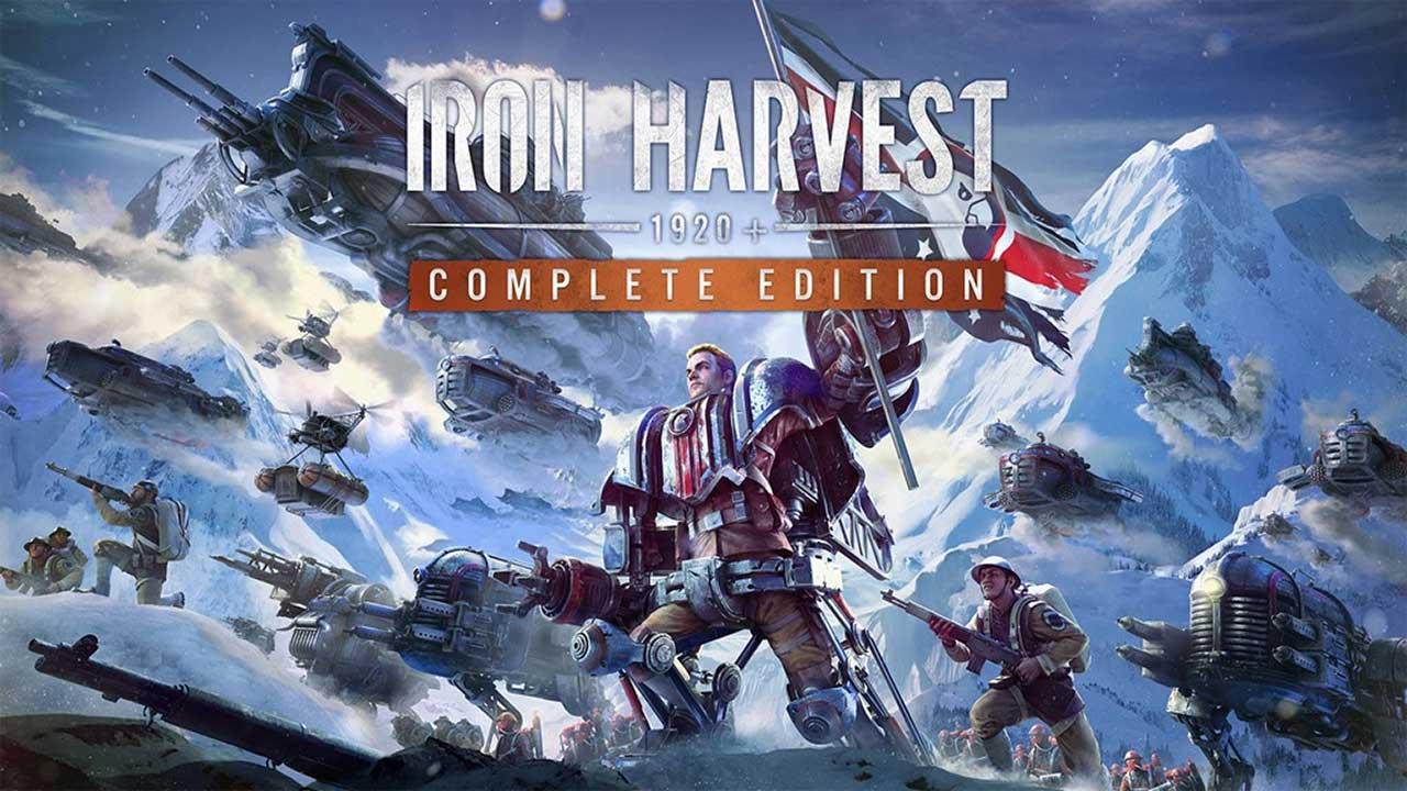 iron harvest 1920 complete edition