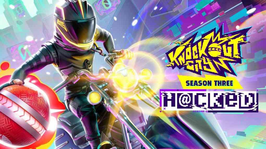 knockout city season 3 hacked