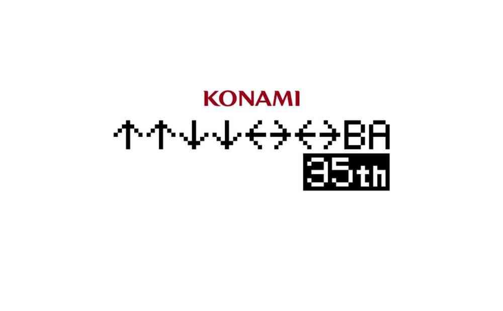 konami code anniversary