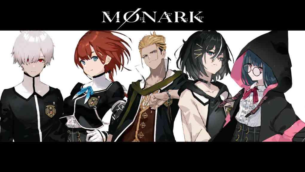 monark characters