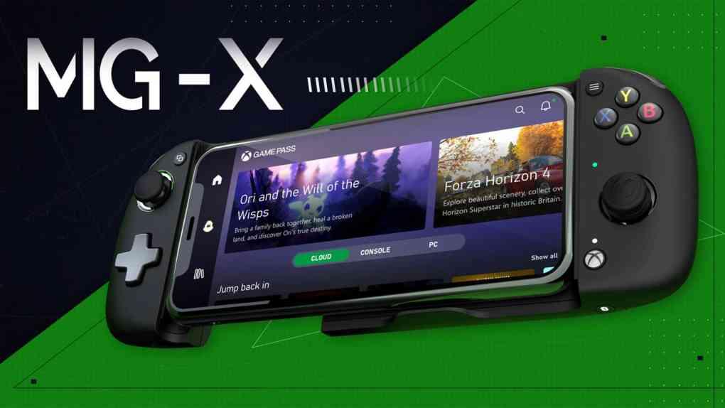 nacon mg x controller cover