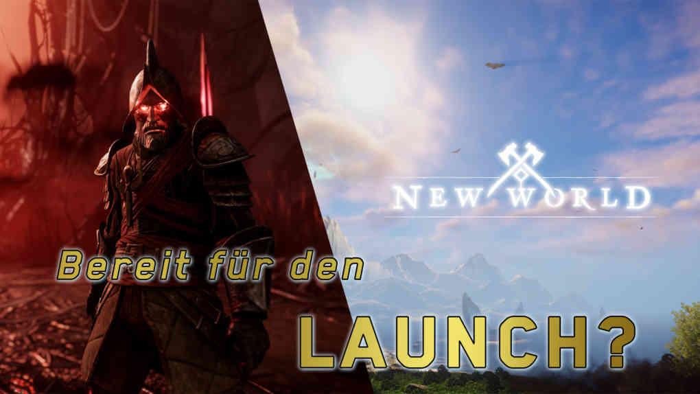 new world launch